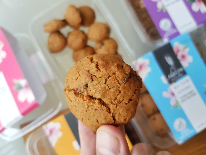 עוגיות דני וגלית. ללא גלוטן. צילום: דביר בר