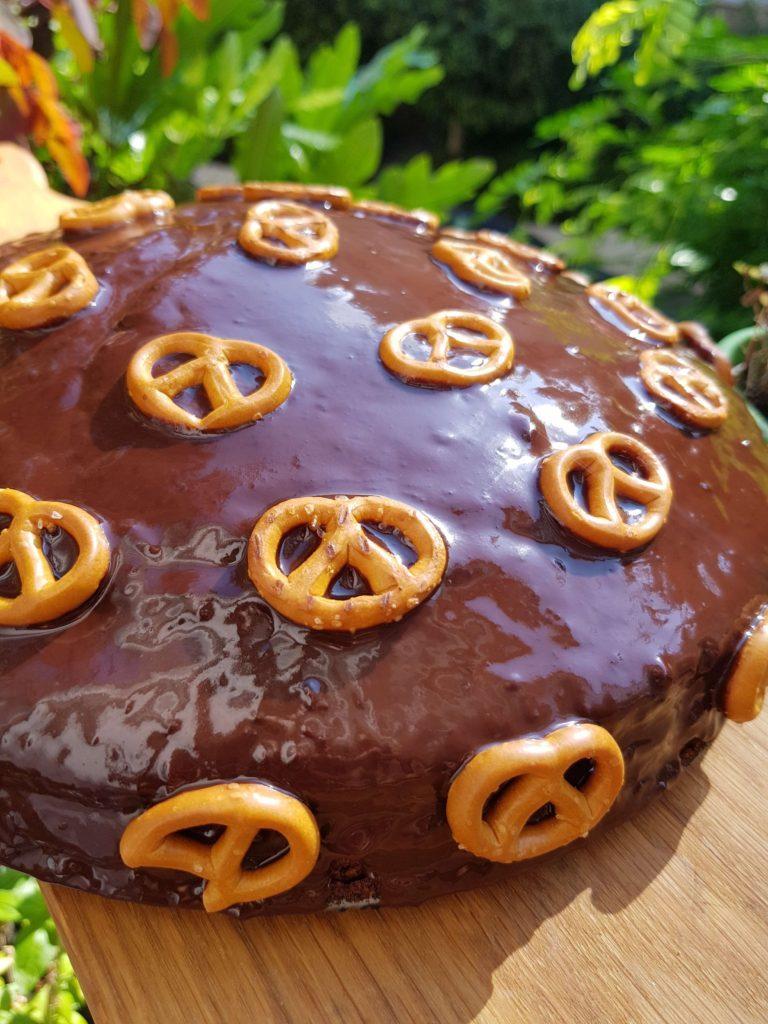 עוגת שוקולד ליומולדת ללא גלוטן. wheatout.co.il