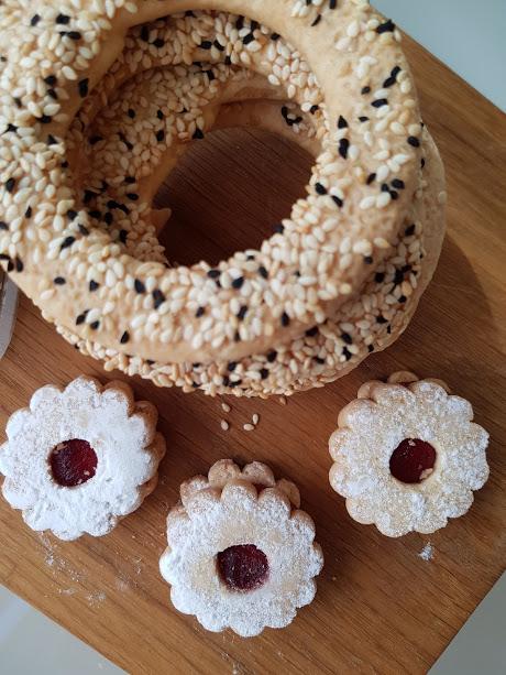 עוגיות ללא גלוטן. שרל׳ה ללא גלוטן. צילום: דביר בר