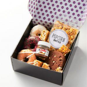 מארז מתוק של dessertboxes