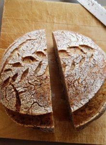 לחם מחמצת ללא גלוטן – נטע קשת מתארחת בWheatout