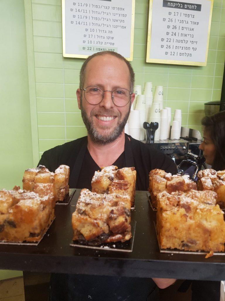 מסעדות ללא גלוטן בתל אביב. צילום: דביר בר