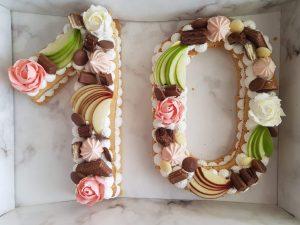 עוגת מספרים ללא גלוטן – סיגלוגה מתארחת