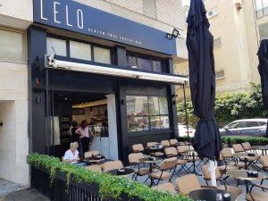 הצצה ראשונה לבית הקפה ללא גלוטן Lelo (׳ללא׳) בכיכר המדינה