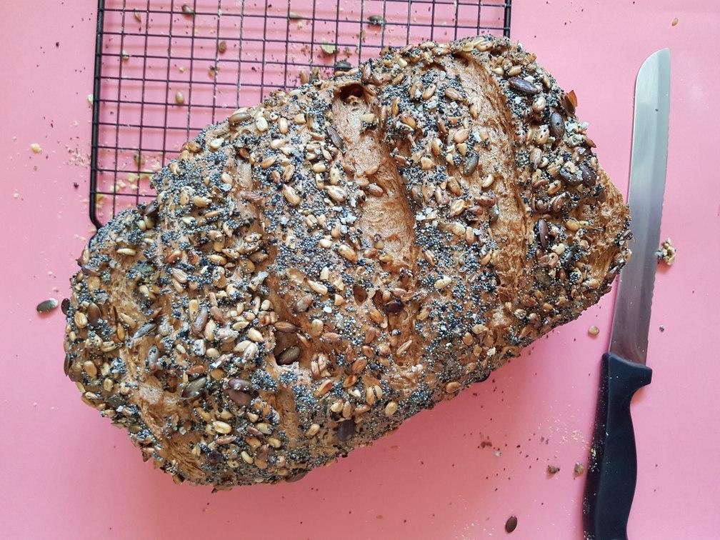 לחם ללא גלוטן. צילום: דביר בר