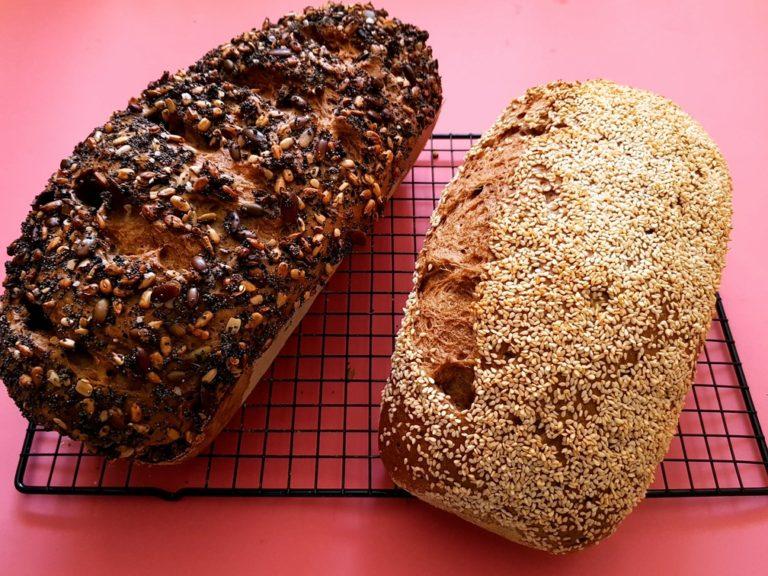 לחם ללא גלוטן. צילום: שגיא עמיחי