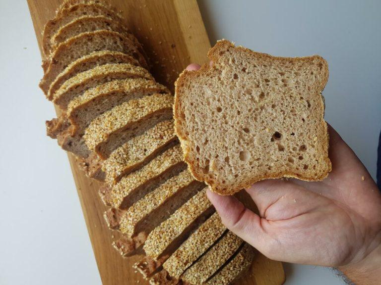 אחד היפים. הלחם של שגיא. צילום: דביר בר
