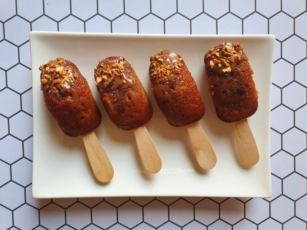 עוגת דבש מגנום. צילום: דביר בר