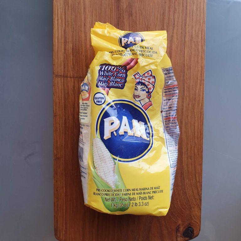 קמח pan לארפה. צילום: דביר בר