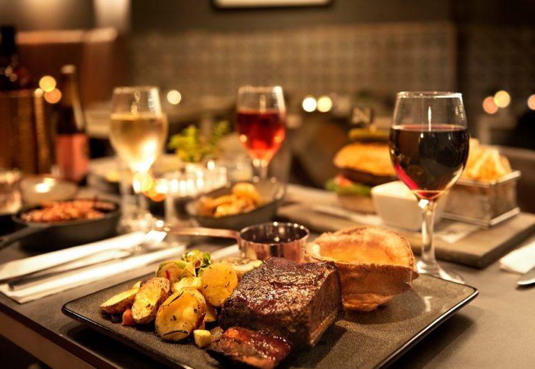 מסעדות ללא גלוטן בלונדון. דביר בר wheatout