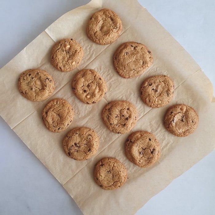 עוגיות פריכות בתוך כמה דקות. צילום: דביר בר