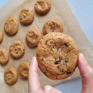 עוגיות שוקולד צ׳יפס. צילום: דביר בר. עולם שלם ללא גלוטן