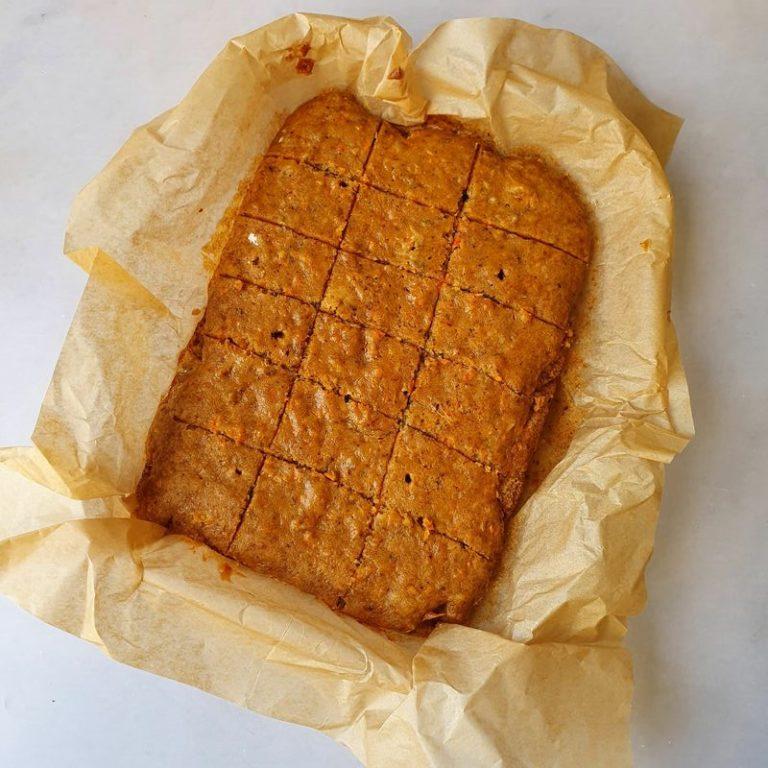 עוגת גזר ללא גלוטן. צילום: דביר בר